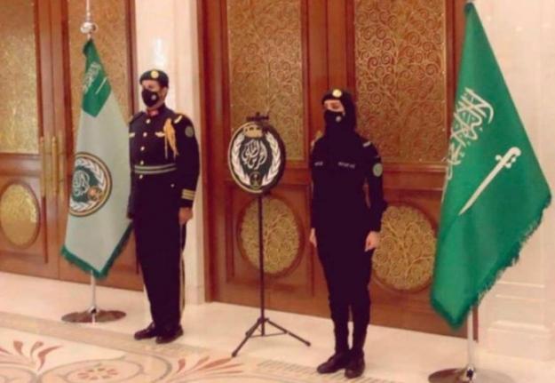 Suudi Arabistan'da kadınlar orduya katılıyor