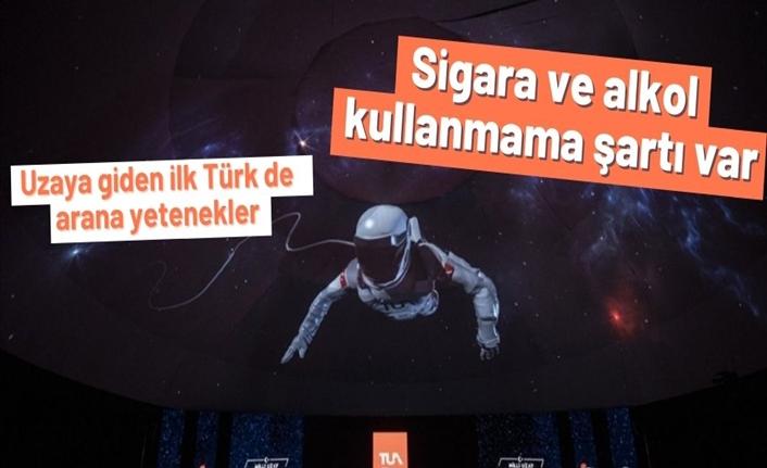 Türk astronot adayları 2 yıllık eğitim programına alınacak