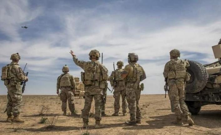 ABD'den PKK/YPG'YE Apache'li eğitim tatbikatı