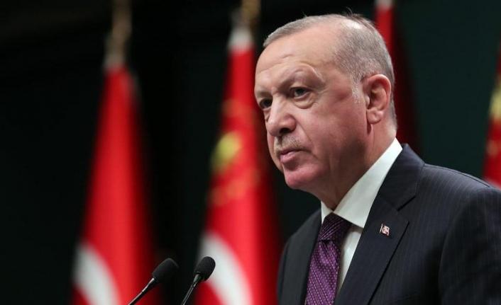 Cumhurbaşkanı Erdoğan: Çarşamba günü 2023'ün manifestosunu yayınlayacağım