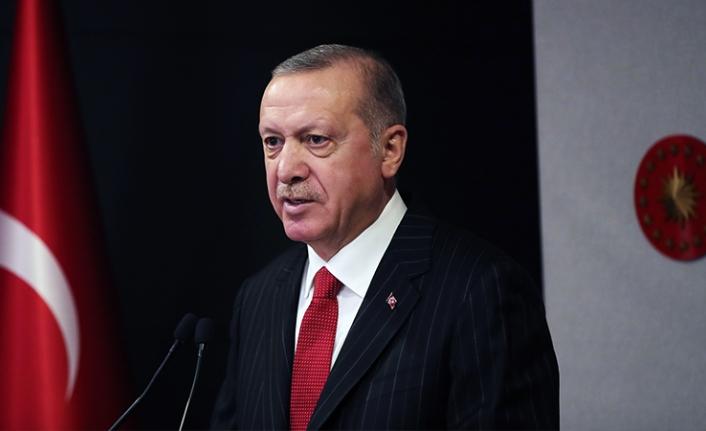 Cumhurbaşkanı Erdoğan: Damat kadar taş düşsün başınıza
