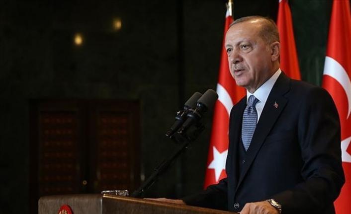 Erdoğan duyurdu: Su Kanunu hazırlıyoruz
