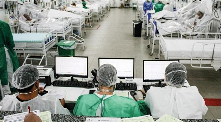 Eskişehir'de Yanlışlıkla Pozitif Vakalı Hastalar Eve, Hasta Olmayanlar Hastaneye Kaldırıldı