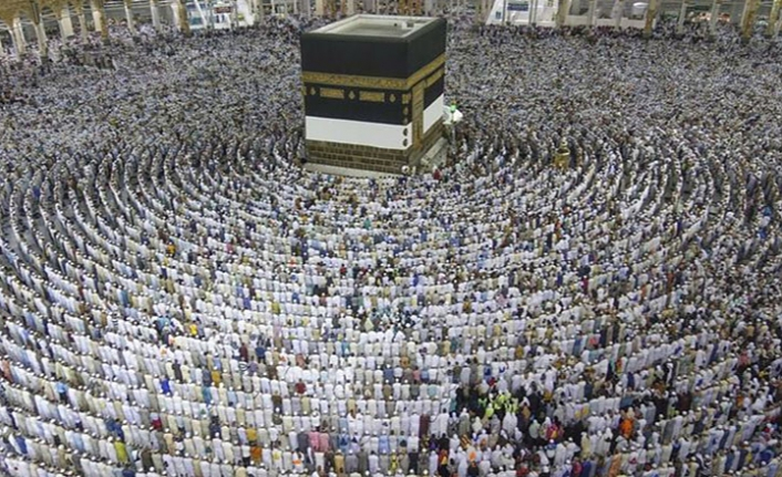 Kabe, Ramazan ayına hazır, teravih namazları kısaltıldı