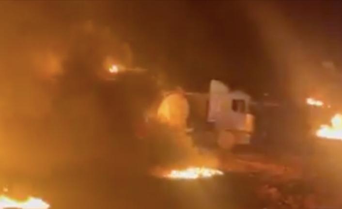 MSB: Halep'ten ateşlenen füzeler Cerablus ve El Bab'taki sivil yerleşim yerlerini hedef aldı