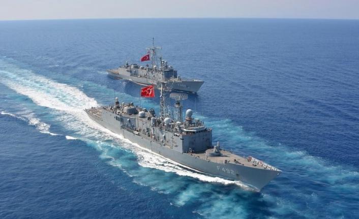 TSK ile ABD ordusu, Doğu Akdeniz'de eğitim gerçekleştirecek