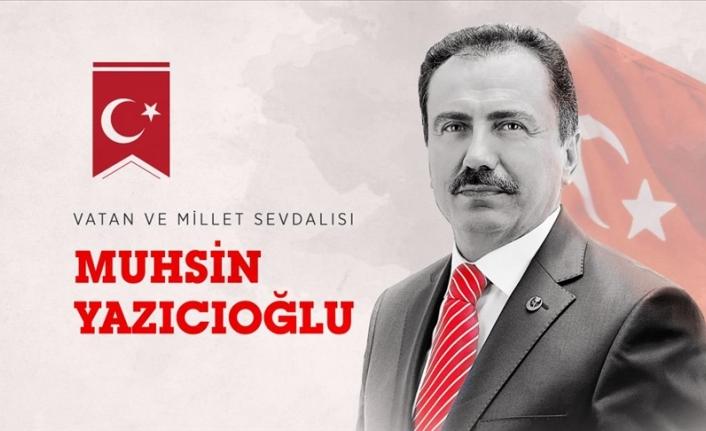 Vatan ve millet sevdalısı Muhsin Yazıcıoğlu vefatının 12. yılında anılıyor