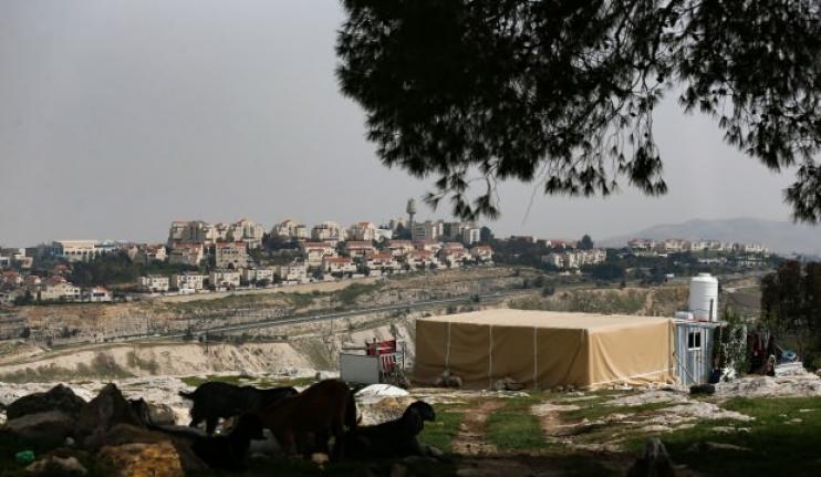 Yahudi yerleşimcilere Filistin topraklarında neden yaşamayı seçtiniz sorusu