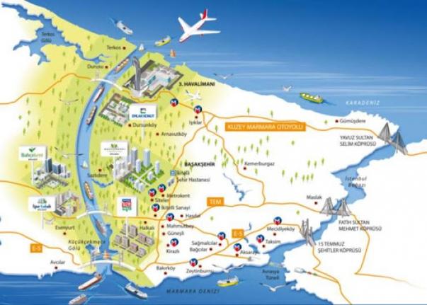 Bakan Kurum: Kanal İstanbul'un temellerini yaz aylarında atacağız