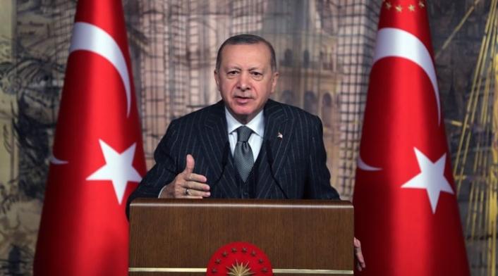 Cumhurbaşkanı Erdoğan: Ramazan ayının ilk iki haftasında kısmi kapanma uygulamasına geçiyoruz