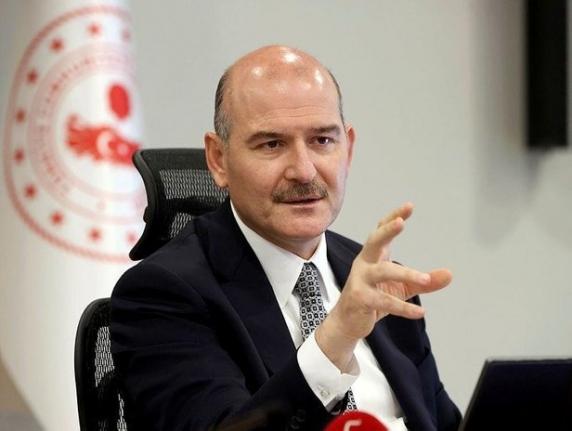 İçişleri Bakanı Süleyman Soylu duyurdu: İstanbul'da bugün katliam önlendi! Otogarda 5 kg patlayıcı...