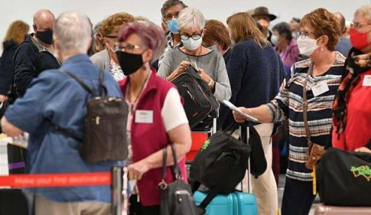 Avustralya'dan görülmemiş koronavirüs kararı! Hindistan'dan zorla dönenler yandı