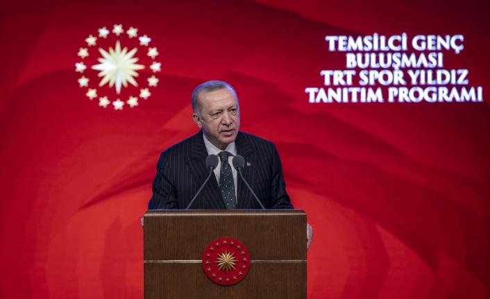 Cumhurbaşkanı Erdoğan: Zulme karşı en yüksek eda ile haykıracağız