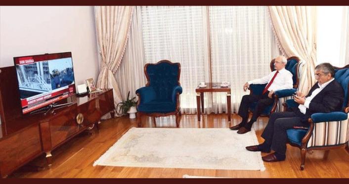Kılıçdaroğlu'na kolay bir soru: Tankları tutanlar yürüyüp gitmesine nasıl izin verdi?