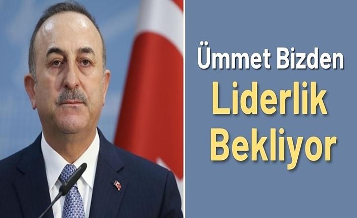 Mevlüt Çavuşoğlu: Türkiye gereken her adımı atmaya hazır