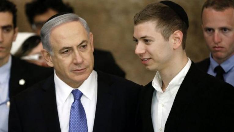 Türkiye'den atılan tweetler, Netanyahu'nun oğlunu çıldırttı!