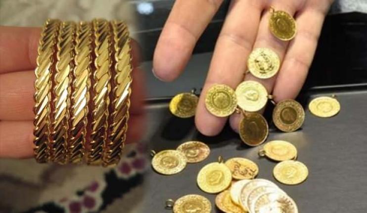 Altın fiyatları zirveye çıkıyor