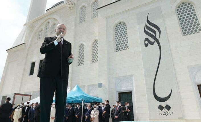 Cumhurbaşkanı Erdoğan: Karadeniz Ereğlisi'nden de bir müjdemiz olabilir