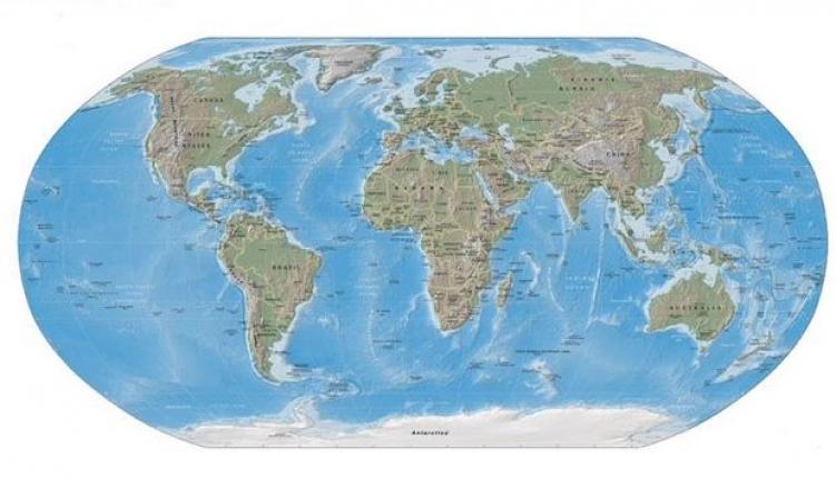 Dünya'nın Artık Beş Okyanusu Var: National Geographic, Güney Okyanusu'nu Haritalara Ekleyecek