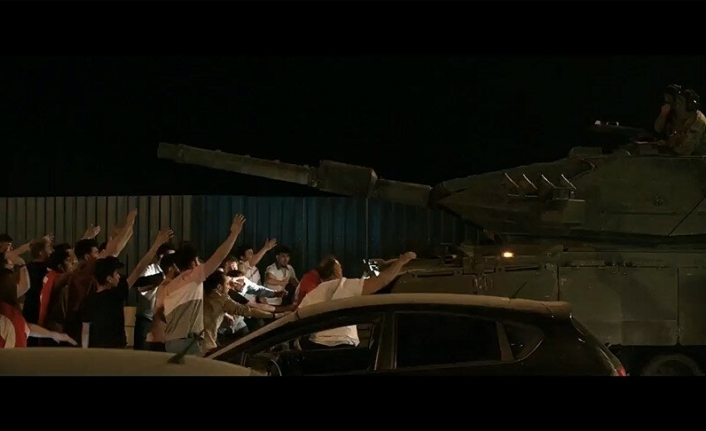 """""""15/07 Şafak Vakti"""" filmi 15 Temmuz'da vizyona girecek"""