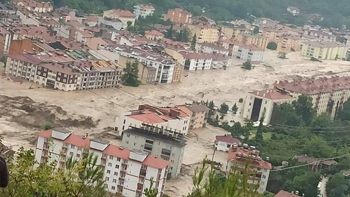 Son dakika haberi! Batı Karadeniz'de sel felaketi: Can kaybı artıyor