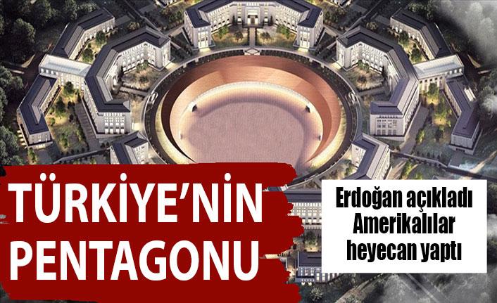 Türkiye'nin yeni savunma karargahı Cumhuriyetin 100'üncü yılında faaliyete geçecek