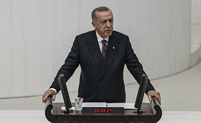Cumhurbaşkanı Erdoğan: 'Kürt sorunu' denilen meseleyi biz çözdük