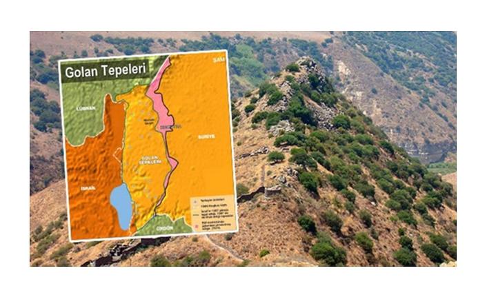 İsrail'den Golan'ı Yahudileştirme hamlesi