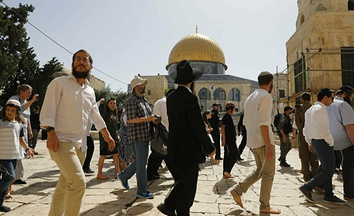 Yahudiler Mescid-i Aksa'da ibadet edebilecek! Fiili işgale yargı kılıfı
