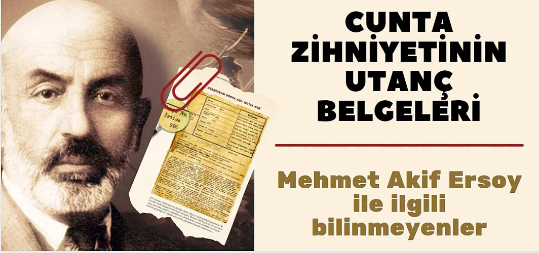 Mehmet Akif Ersoy, İstiklal Marşı'nın kabulünün 100'üncü yılında  kabri başında anıldı