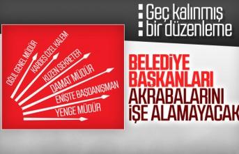 AK Parti'nin yerel yönetimler yasa taslağı hazır