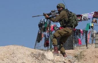İSRAİL ASKERLERİ YİNE RAHAT DURMADI! GAZZE'DE ATIK TOPLAYAN İŞÇİLERE ATEŞ AÇTI