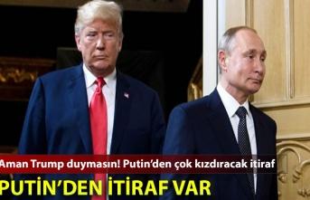 Putin: ABD Başkanı Trump'ın Twitter'da paylaştığı mesajları okumuyorum