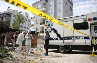 Tartıştığı eşini ve kızını öldüren koca gözaltına alındı