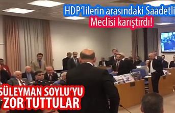 Süleyman Soylu'dan SP'li Cihangir İslam'a salvolar