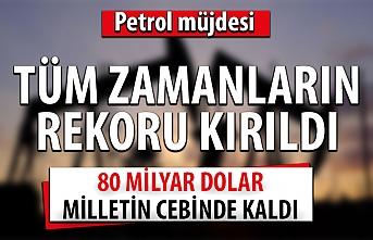 'Petrol müjdesi' 80 Milyar Milletin Cebinde Kaldı
