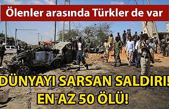 Son Dakika Dünyayı sarsan saldırı! En az 50 ölü! Ölenler arasında Türkler de var