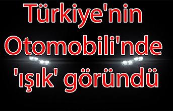 Türkiye'nin Otomobili'nde 'ışık' göründü
