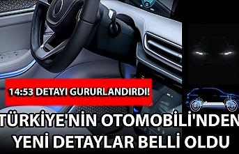 Türkiye'nin Otomobili'nden yeni detaylar belli oldu