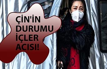 Çin'in durumu içler acısı! Türkiye'ye sattığı maskeleri geri alıyor