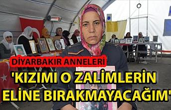 Diyarbakır annelerinden Süheyla Demir: Kızımı o zalimlerin eline bırakmayacağım
