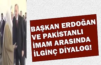 Başkan Erdoğan, Cuma namazını Pakistanlı mevkidaşı ile kıldı
