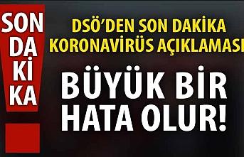 DSÖ Başkanı'ndan canlı yayında son dakika açıklaması: