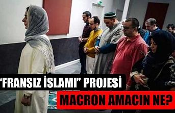 Fransa'da kadın imam, cemaate cuma namazı kıldırdı