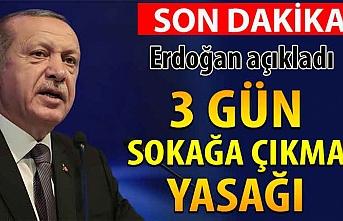 Kritik toplantı sonrası Erdoğan 1 Mayıs kararını açıkladı!