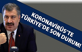 Türkiye'de Kovid-19'dan iyileşen hasta sayısı 118 bin 694'e ulaştı