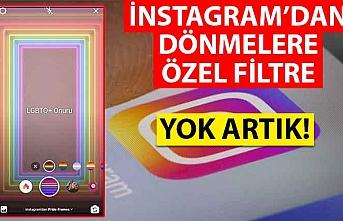 Instagram yine LGBT'cilere destek çıktı!