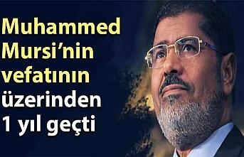 Mısır Cumhurbaşkanı Mursi'nin vefatının 1. yılı