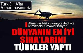 Türk SİHA'ları Alman basınında