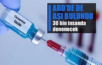 ABD'de koronavirüs aşısı son aşamaya hazır